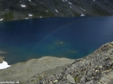 A jazero Bessvatnet vraj najčistejšie jazero v Nórsku...