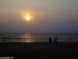 Opäť gýčový západ slnka...