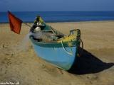 Rybárska loď pripravená na more...
