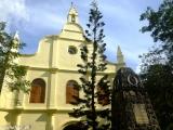 Kostol sv. Františka, najstarší kresťanský kostol v Indii...
