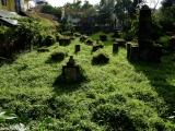 Holandský cintorín...