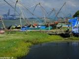 Čínske rybárske siete...