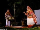 A mali sme už aj kultúru, vystúpenie tanečné divadlo Kathakali...