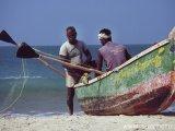 Rybári z južnej Indie...