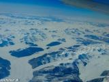 Letíme nad Grónskom...