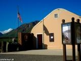 Rangerská stanica v NP Denali...