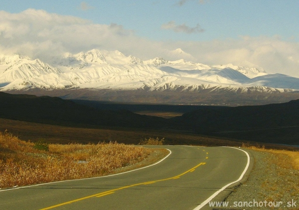 Old Denali Highway...