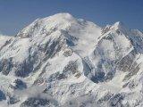 Mt. McKinley z lietadla...