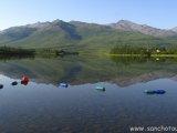 Otto Lake a Mt. Healy...