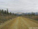 Top of the World Highway, smer Kanada...