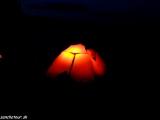 Nočná atmosféra v kempingu...