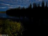 Mesačné jazero...
