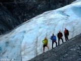 Exit Glacier...