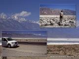 Prechod cez Death Valley...