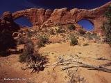 Národný park Arches...