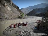 Rieka Kali Gandaki - Čierna rieka....