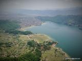 Oddych v božskej Pokhare pri jazere Fewa Lake...