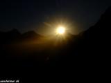 A už je tu východ slnka...