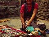 Život pod Annapurnami...