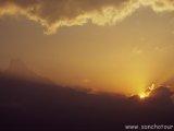 Východ slnka z Poon Hillu...