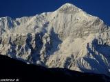 Nilgiri - Modrá hora nad Kagbeni...