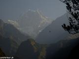 Posledné ráno v Himalájach...