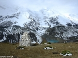 Na aklimatizačnej túre nad Manangom...