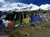 Annapurna III. a Gangapurna....