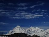 Dhaulagiri - Biela hora z Muktinathu....