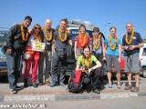 Uvítanie v Káthmandu...