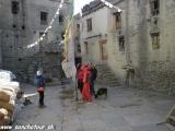 V uličkach stredovekého Kagbeni...