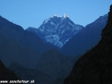 Nilgiri - Modrá hora...