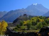 Do Himalájí už definitívne prišla jeseň...