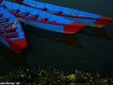 Lodičky na jazere...