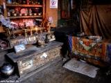 V budhistickom kláštore....