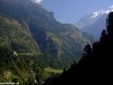 Hlboké himalájske údolie...