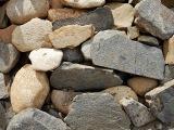 Mantry v modlitebnej stene Mani Wall...