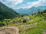 Cestou do Pokhari...