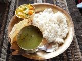 Dalbat - nepálske národné jedlo...