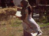 Dievča z Manangu...