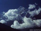 Nilgiri - Modrá hora nad Jomsonom...