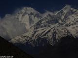 Dhaulagiri I. - Biela hora....