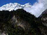 Annapurna II z Chame...