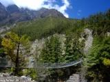 Mosty v horách...