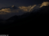 Annapurna II a Annapurna IV z Manangu...