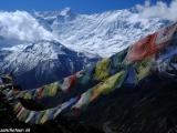 Annapurna II , takmer osemtisícovka...