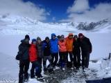 Najsilnejšia skupina okolo Annapurny roku 2018...