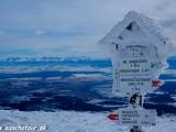 A výhľady z vrcholu...