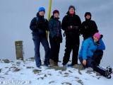 Ženský team na vrchole...