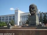 Ulan Ude a najväčšia busta na svete...
